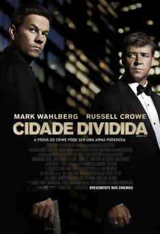 Poster de «Cidade Dividida »
