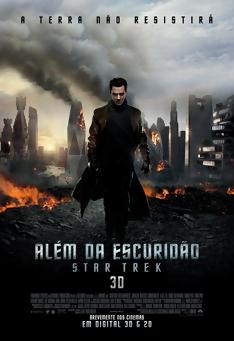 Poster de «Star Trek Além da Escuridão »