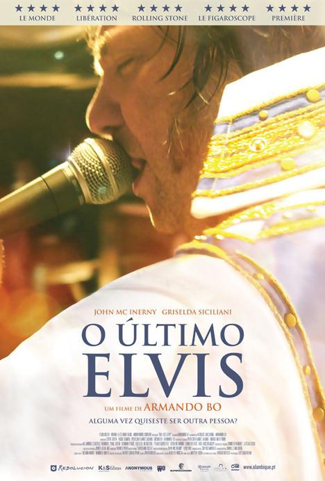 Poster do filme O Último Elvis
