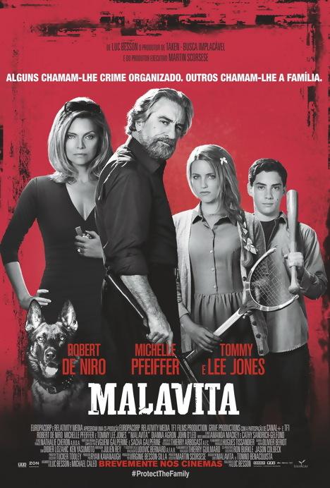 Poster do filme Malavita
