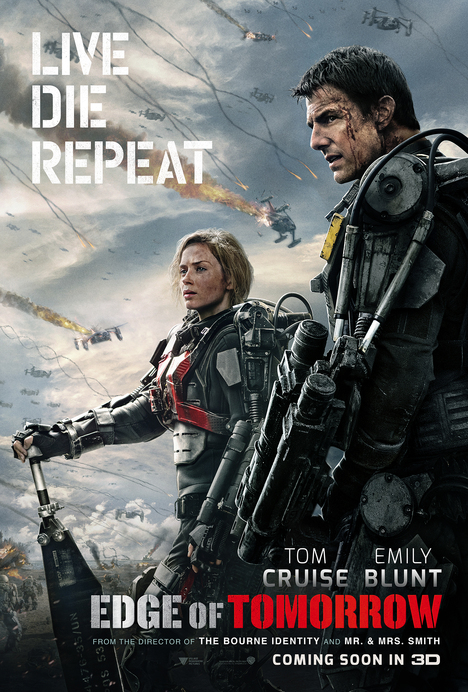 Poster do filme Edge of Tomorrow