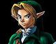 Imagem Ocarina of Time na Consola Virtual!