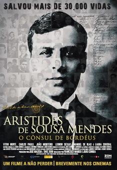 Poster de «Aristides de Sousa Mendes - O Cônsul de Bordéus »