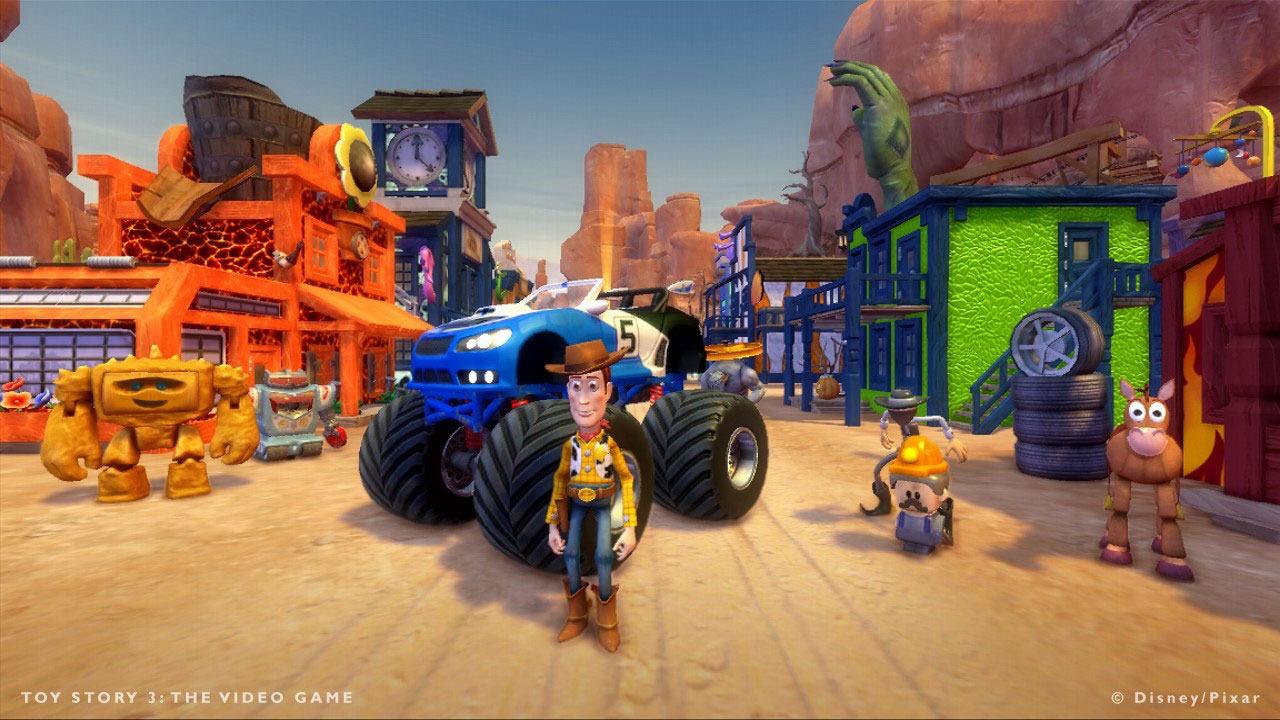 Toy Story 3 em imagens
