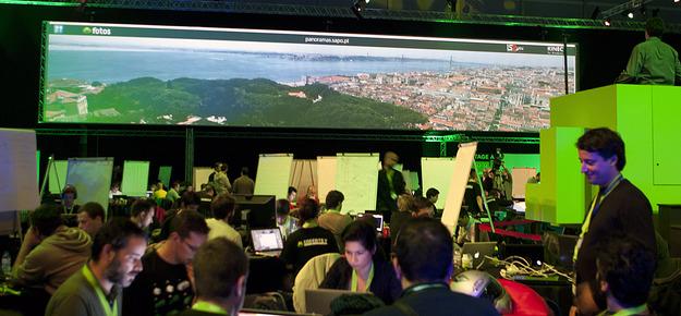 Panorâmica interativa de Lisboa é uma das maiores e mais detalhadas do mundo