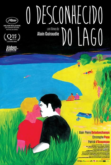 Poster do filme O Desconhecido do Lago