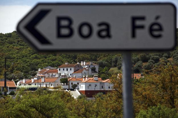 Concessão experimental de ouro nas freguesias de Santiago do Escoural (Montemor-o-Novo) e de Nossa Senhora da Boa-Fé (Évora)