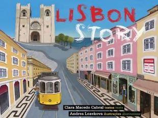 Escritora que vive em Londres escreveu livro infantil para conservar memórias de Lisboa