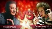 Marco Paulo e Bruno Nogueira numa batalha épica