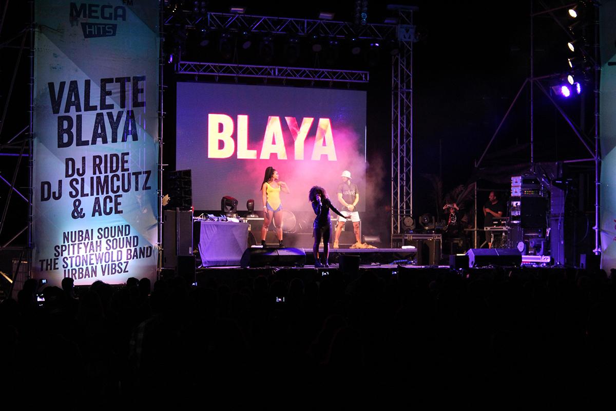 Blaya, Sintra Fest 2014