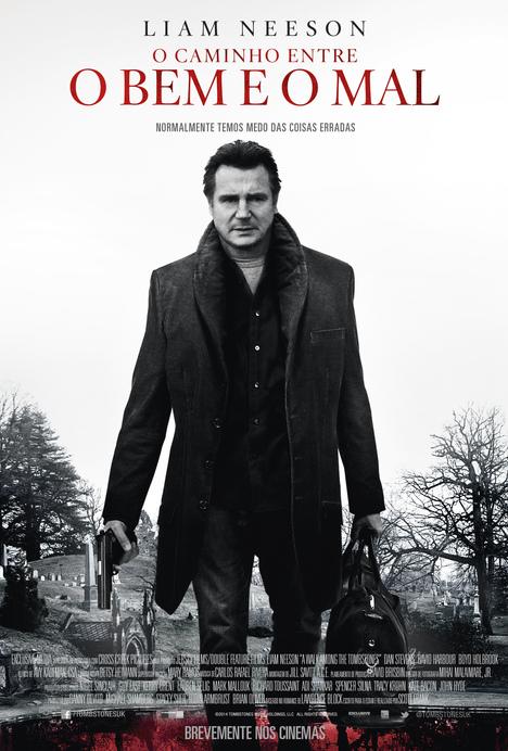 Poster do filme O Caminho entre o Bem e o Mal