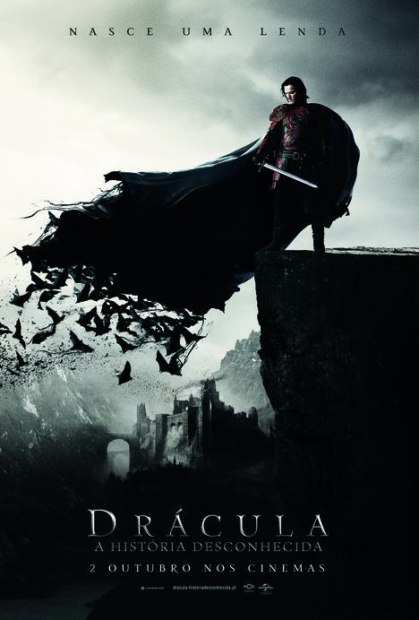 Poster do filme Drácula: A História Desconhecida