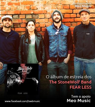 Apoio The StoneWolf Band
