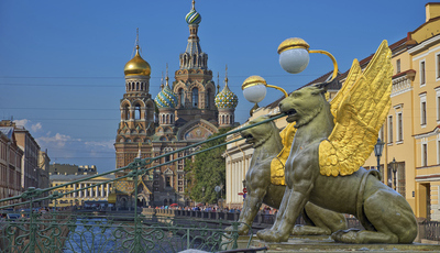As cinco coisas mais insólitas que pode fazer em São Petersburgo
