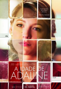 Capa do filme: A Idade de Adaline