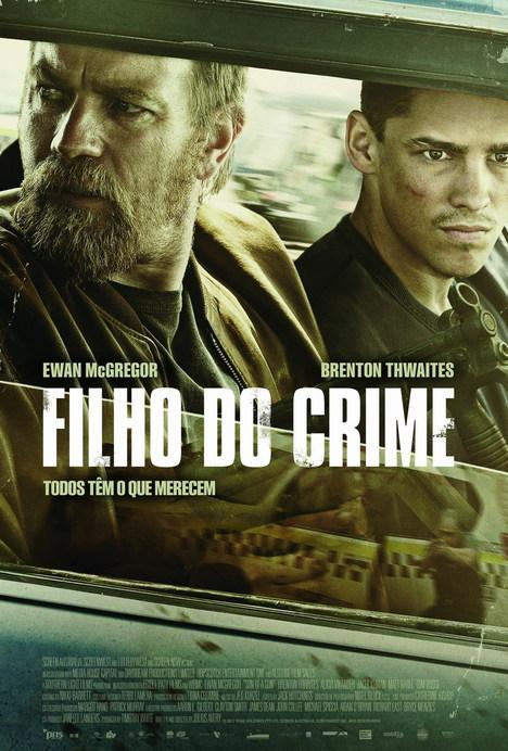 Capa do filme: «Filho do Crime»