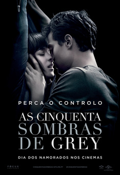 Capa do filme: As Cinquenta Sombras de Grey