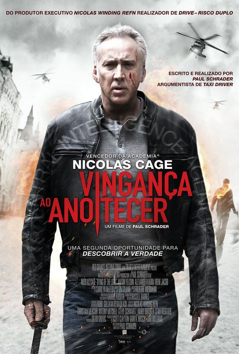 Poster do filme Vingança ao Anoitecer
