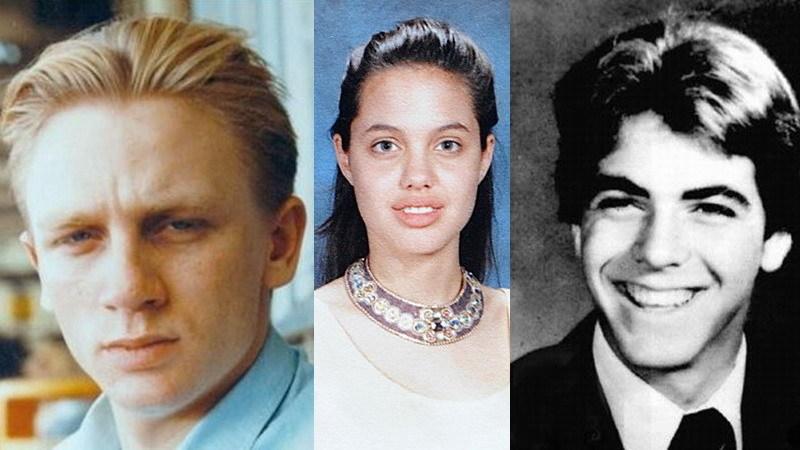 Estrelas de Hollywood: Quem as viu e quem as vê
