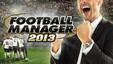 Imagem Football Manager 2013 pirateado no Vaticano