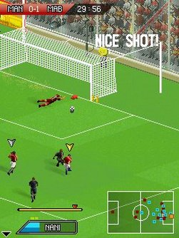Gameloft também traz Real Football 2013 para telemóveis Java