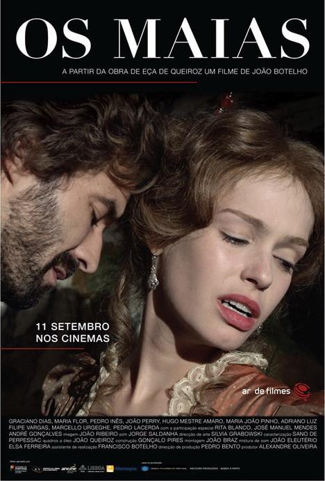 Poster do filme Os Maias - Cenas da Vida Romântica