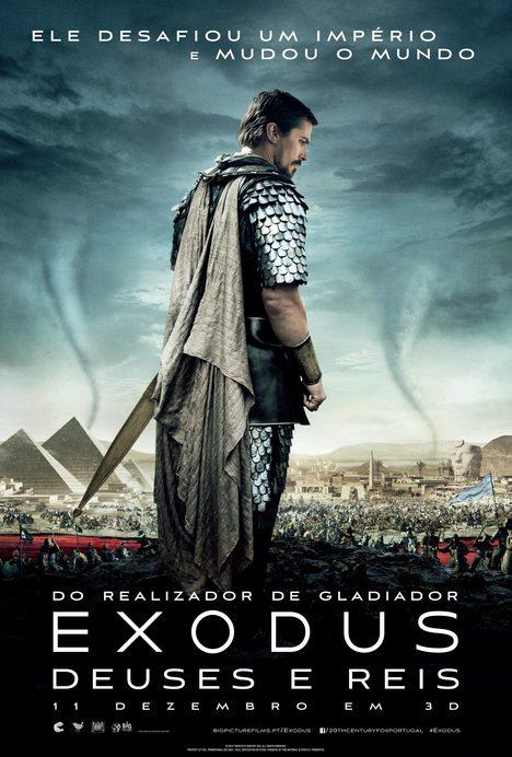 Poster do filme Exodus: Deuses e Reis