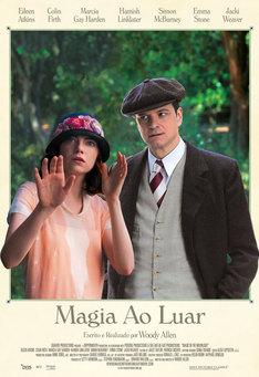 Capa do filme: Magia ao Luar
