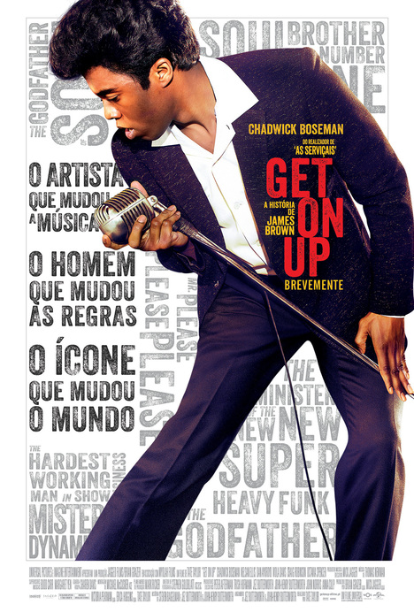 Poster do filme Get on Up
