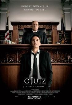 Capa do filme: O Juiz