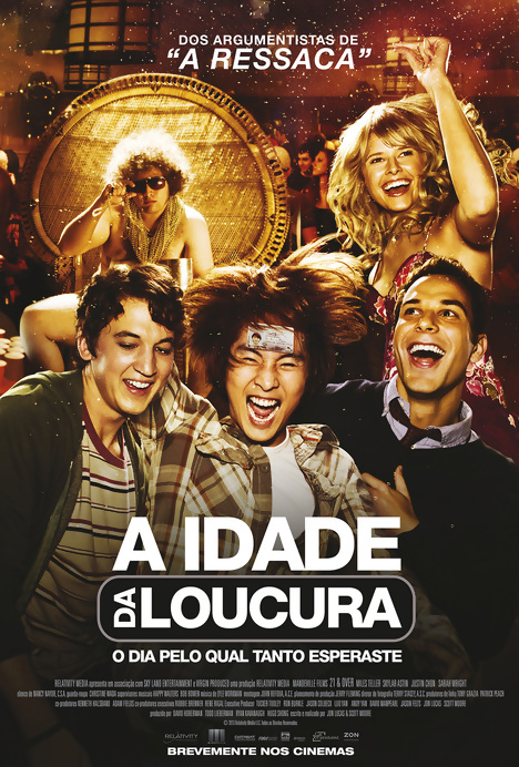 Poster do filme A Idade da Loucura