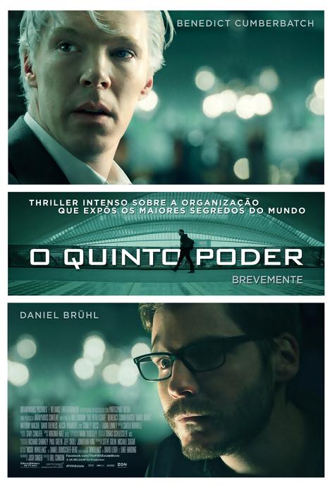 Poster do filme O Quinto Poder