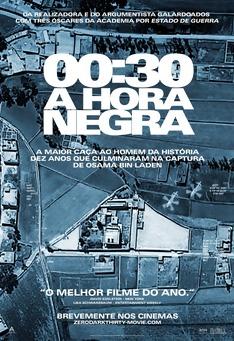 Poster de «00:30 Hora Negra »