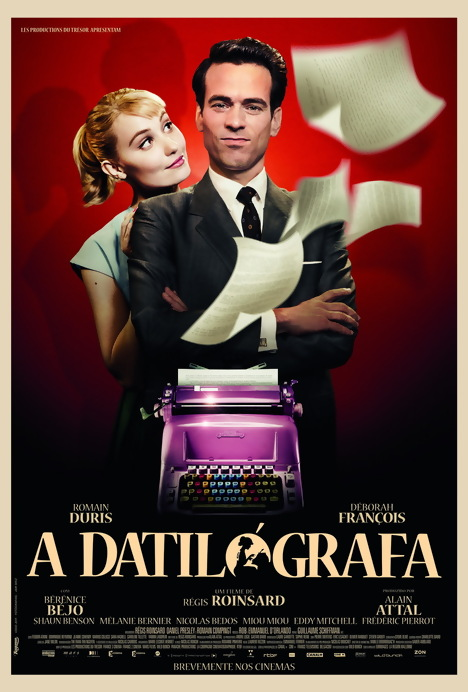 Poster do filme A Datilógrafa
