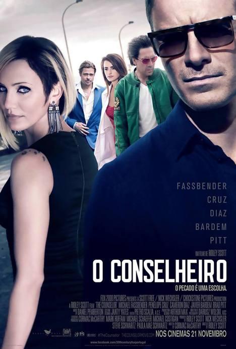Poster do filme  O Conselheiro