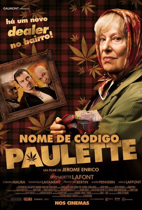 Poster do filme Nome de Código: Paulette