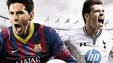 Imagem Capa de FIFA 14 no Reino Unido mantém Bale ... ao lado do rival Messi.