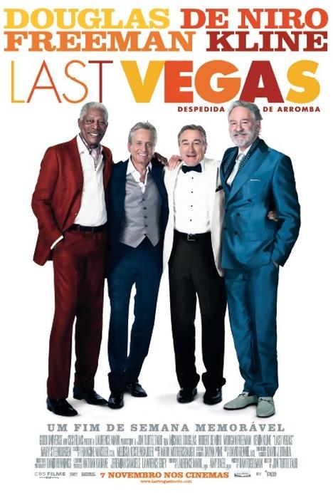 Poster do filme Last Vegas - Despedida de Arromba
