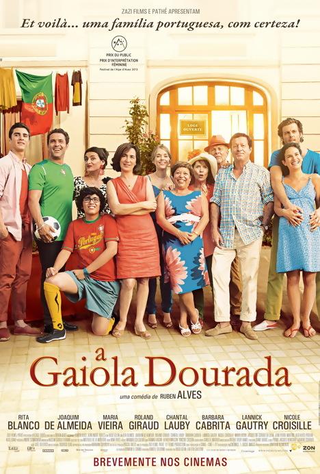 Poster do filme A Gaiola Dourada