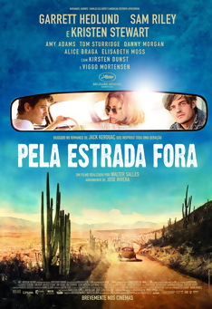 Poster de «Pela Estrada Fora »