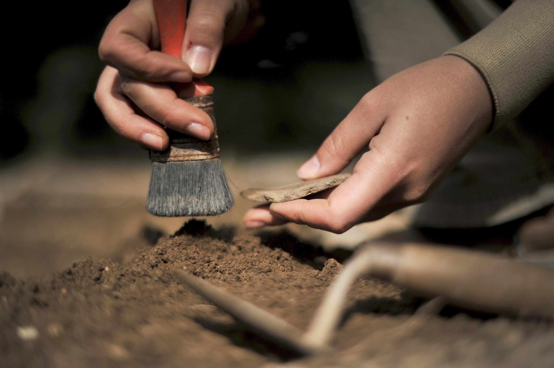 Cientistas descobrem esqueletos do período das migrações bárbaras na Croácia