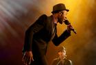 """Aloe Blacc: """"The man"""" no Crato"""