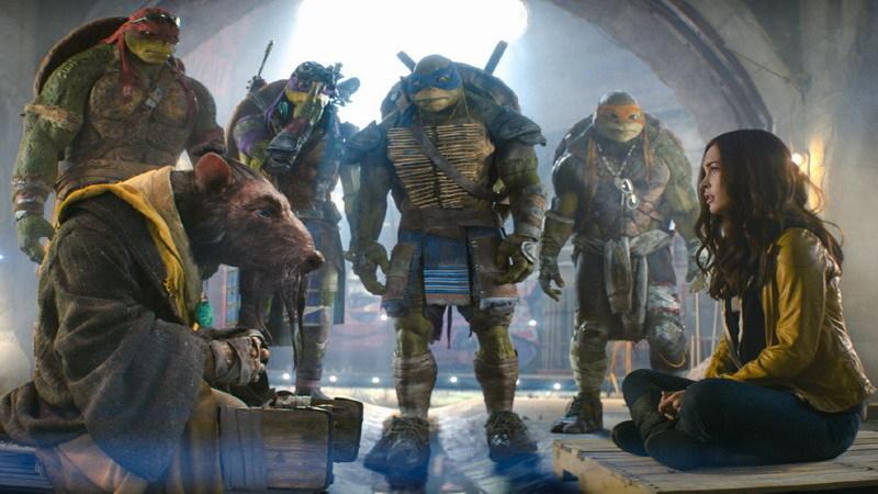 Crítica: «Tartarugas Ninja» está carregado de ação e diversão