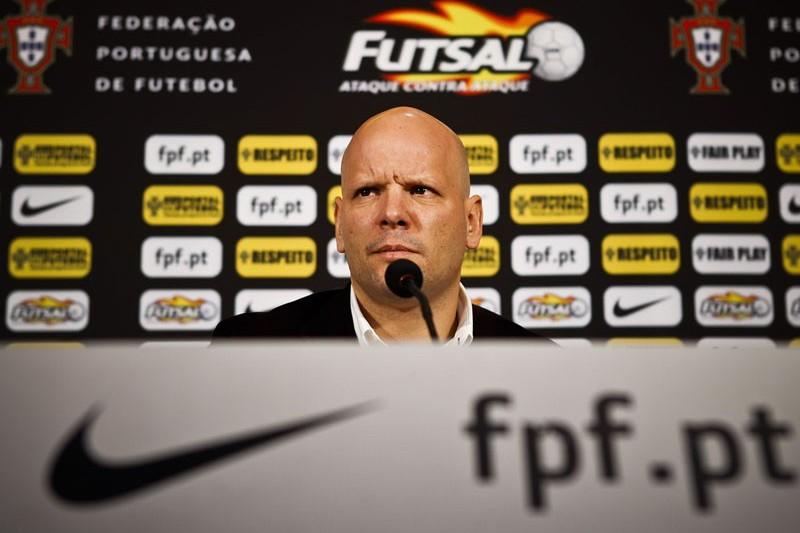 """Jorge Braz: """"Resultado é totalmente merecido"""""""