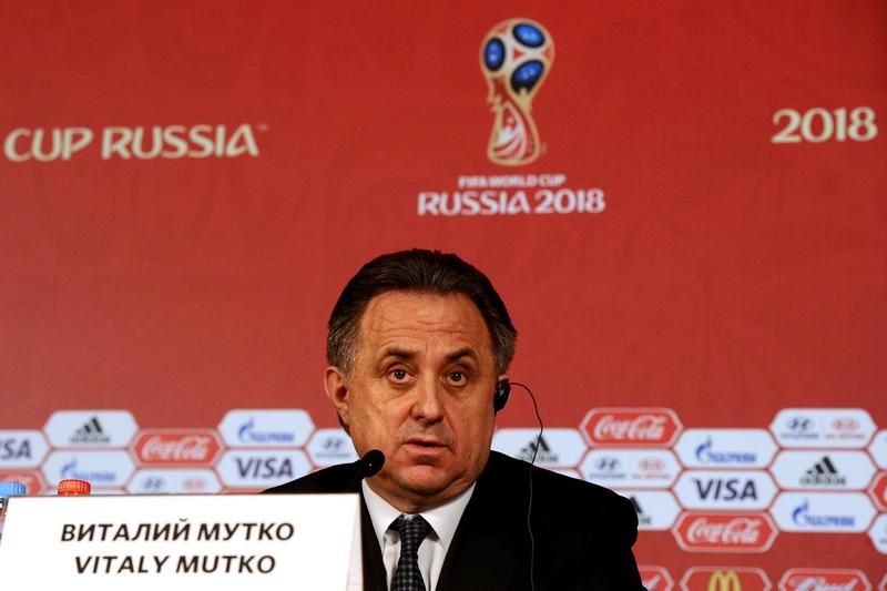 Mundial 2014: Vice-PM russo nega investigação por doping