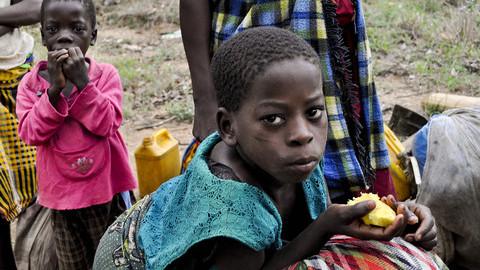 Gorongosa enfrenta a fome depois da guerra