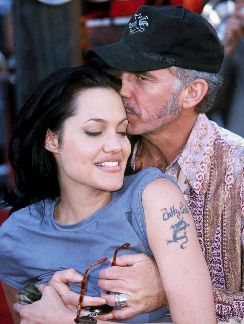 Ex-marido revela segredos de Angelina Jolie