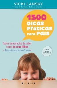 capa 1500 dicas para pais