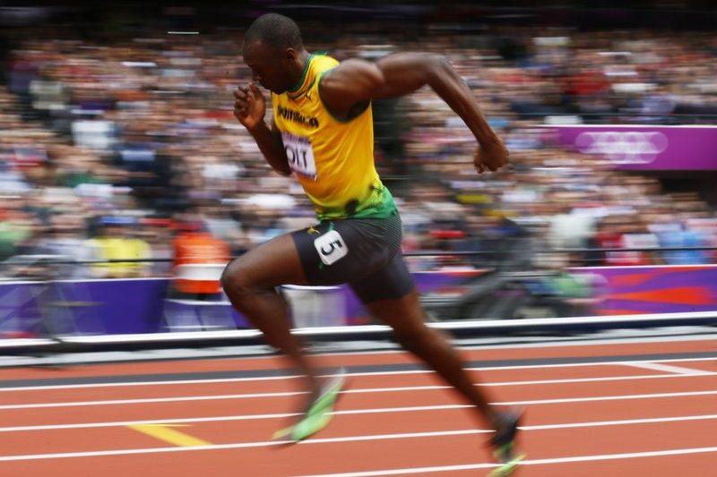 """""""Posso ser ainda mais rápido"""""""