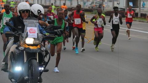 Atletismo marca início da celebração do Dia do Herói Nacional